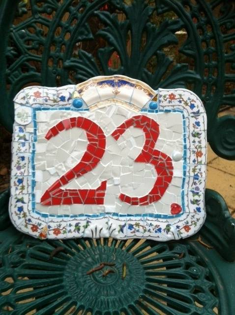 Linda's House Number