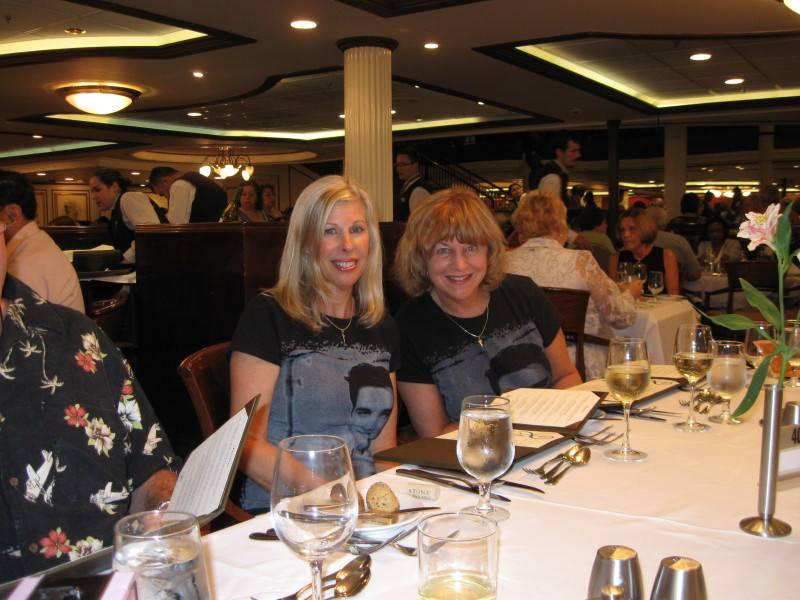 Ellen and Goldie from Mahwey productions