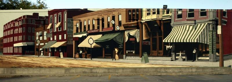 Downtown Chillicothe 1890's