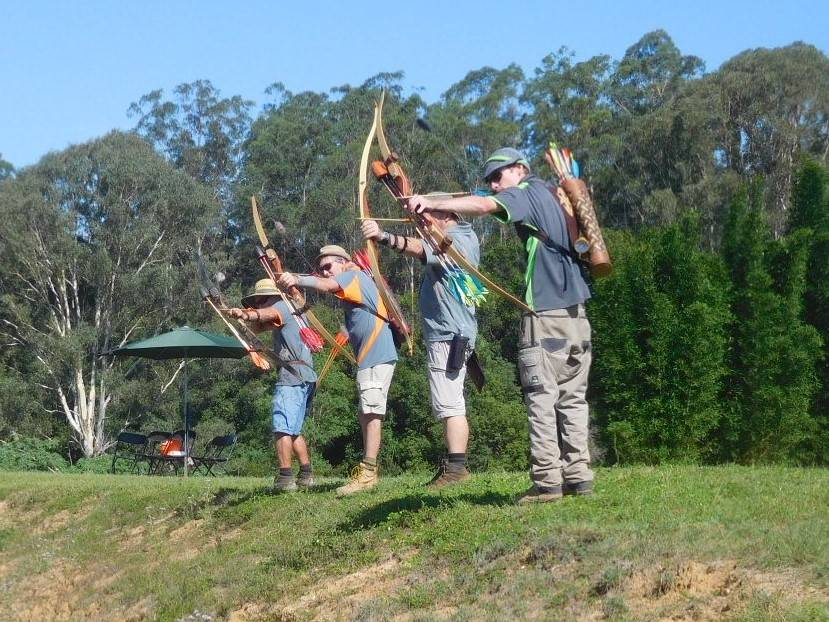 moving target archers