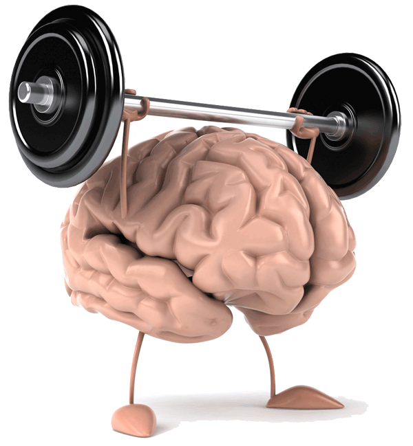 Strong body,strong mind