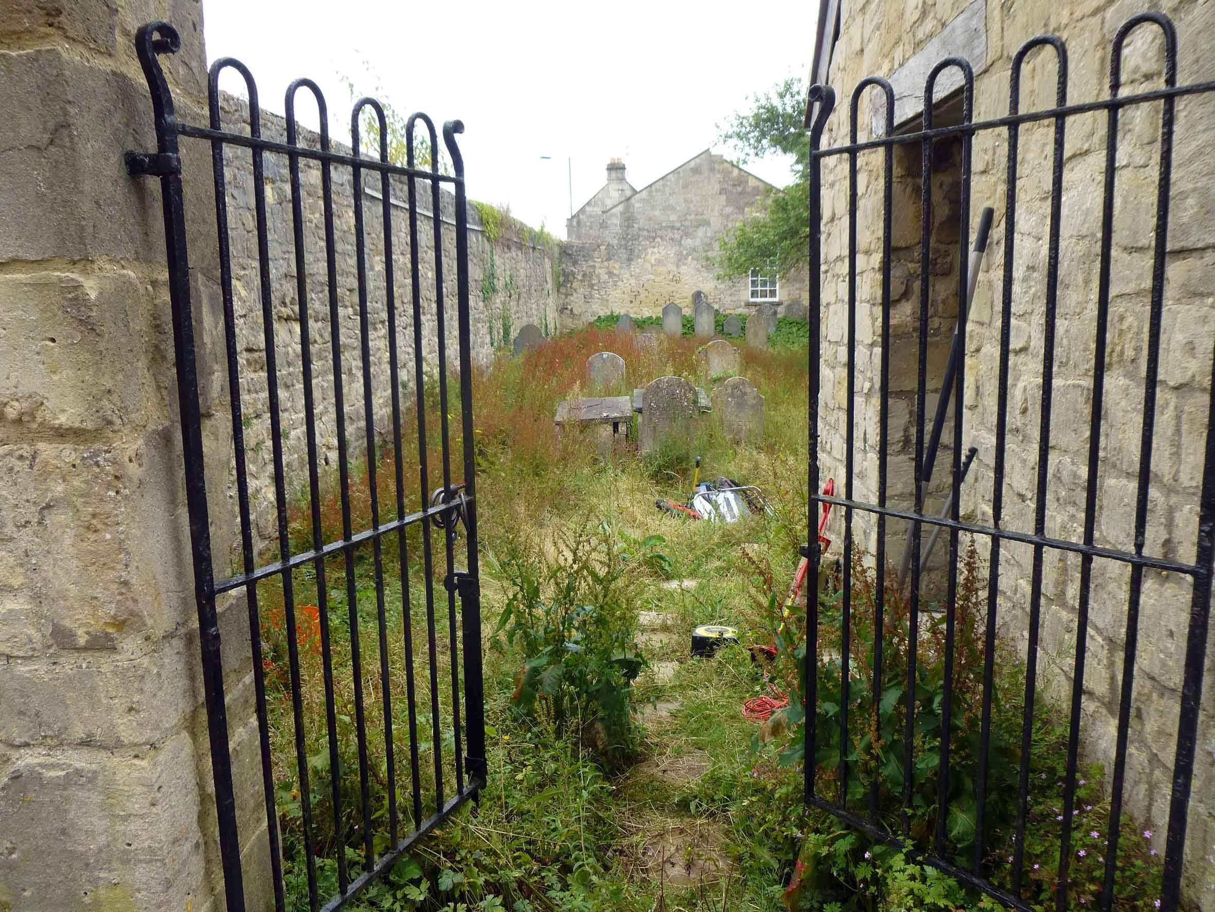Gates of site
