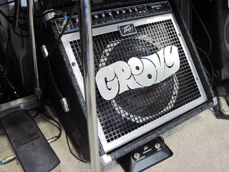 1988 Peavey Special 112 Wedge Amplifier