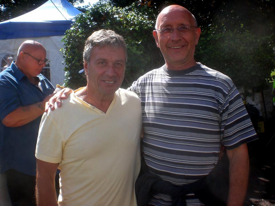 Steve Grey & David Franklin