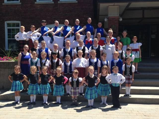 Spring Fling Recital 2015