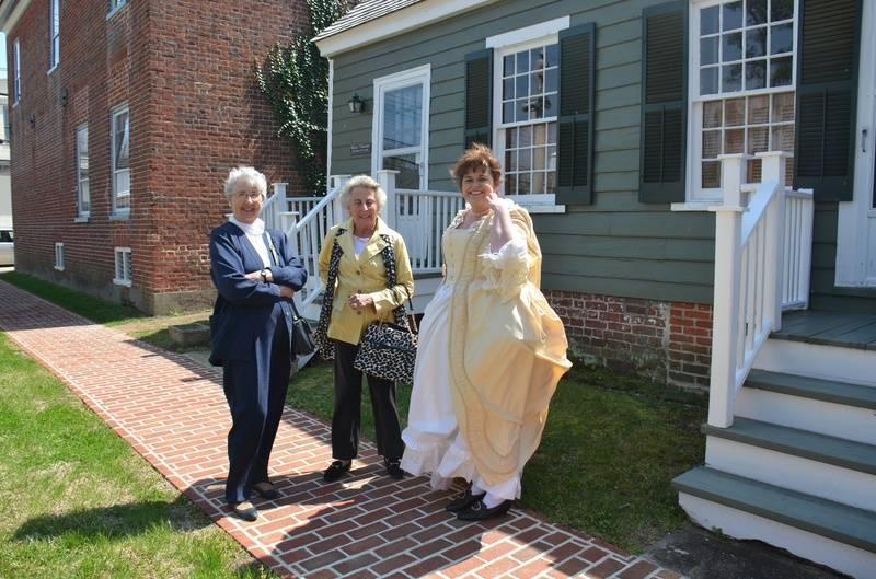 Pat Holland, Kattie Mears, and Traci Johnson