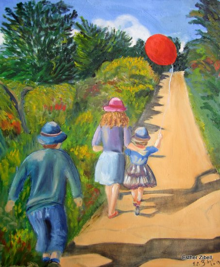 The Red balloon #1