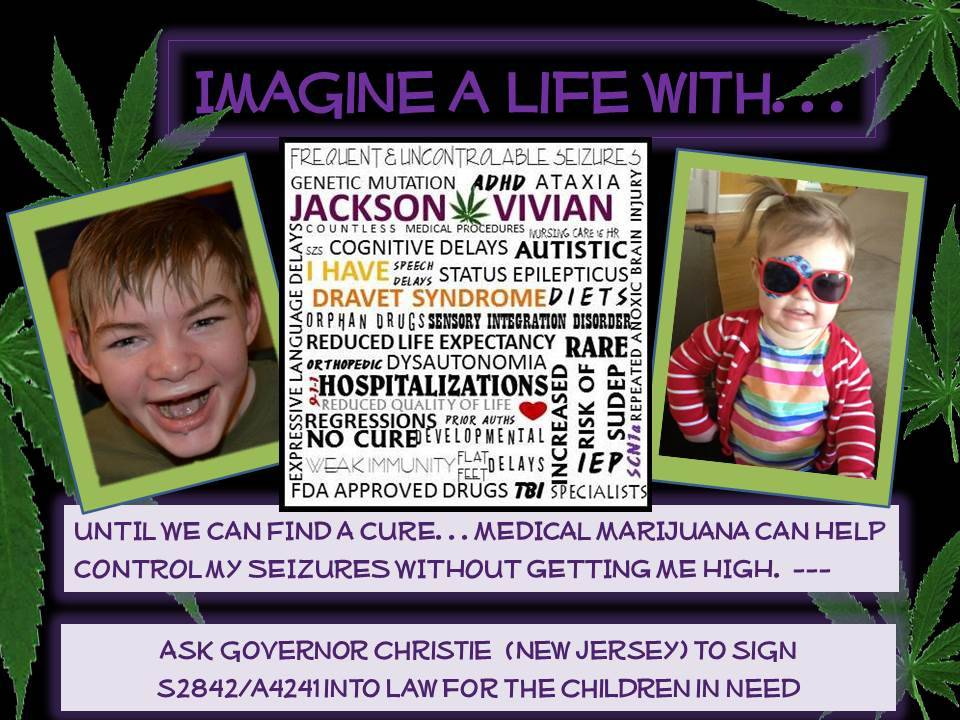 Imagine a life with...  Cannabis can help!