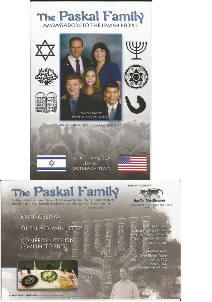 The Paskal Family