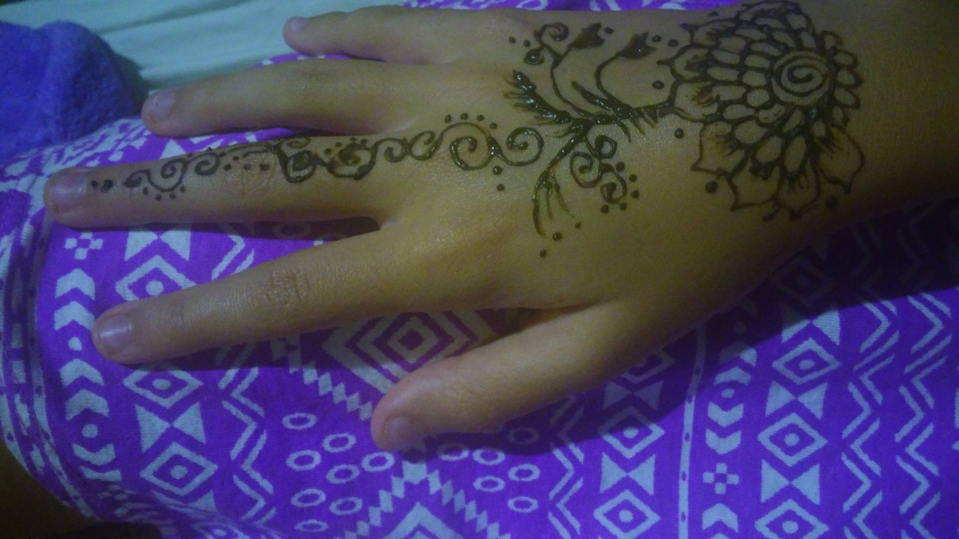 henna art for parties