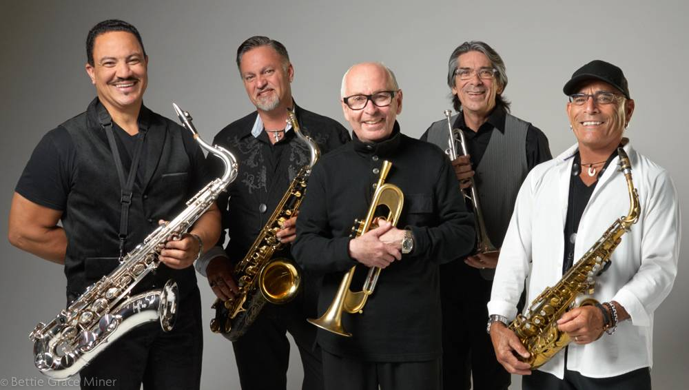 East Bay Soul Horn Section