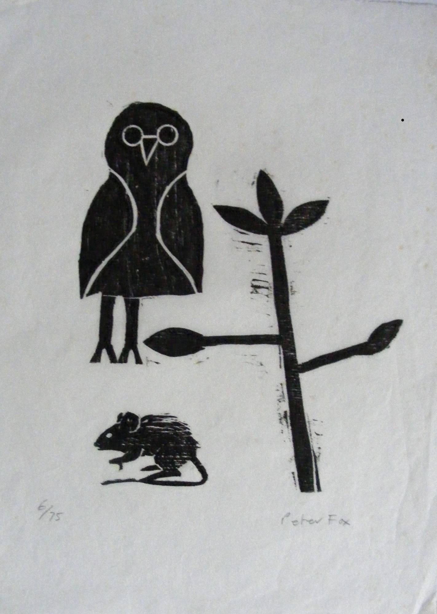 Owl and Mouse