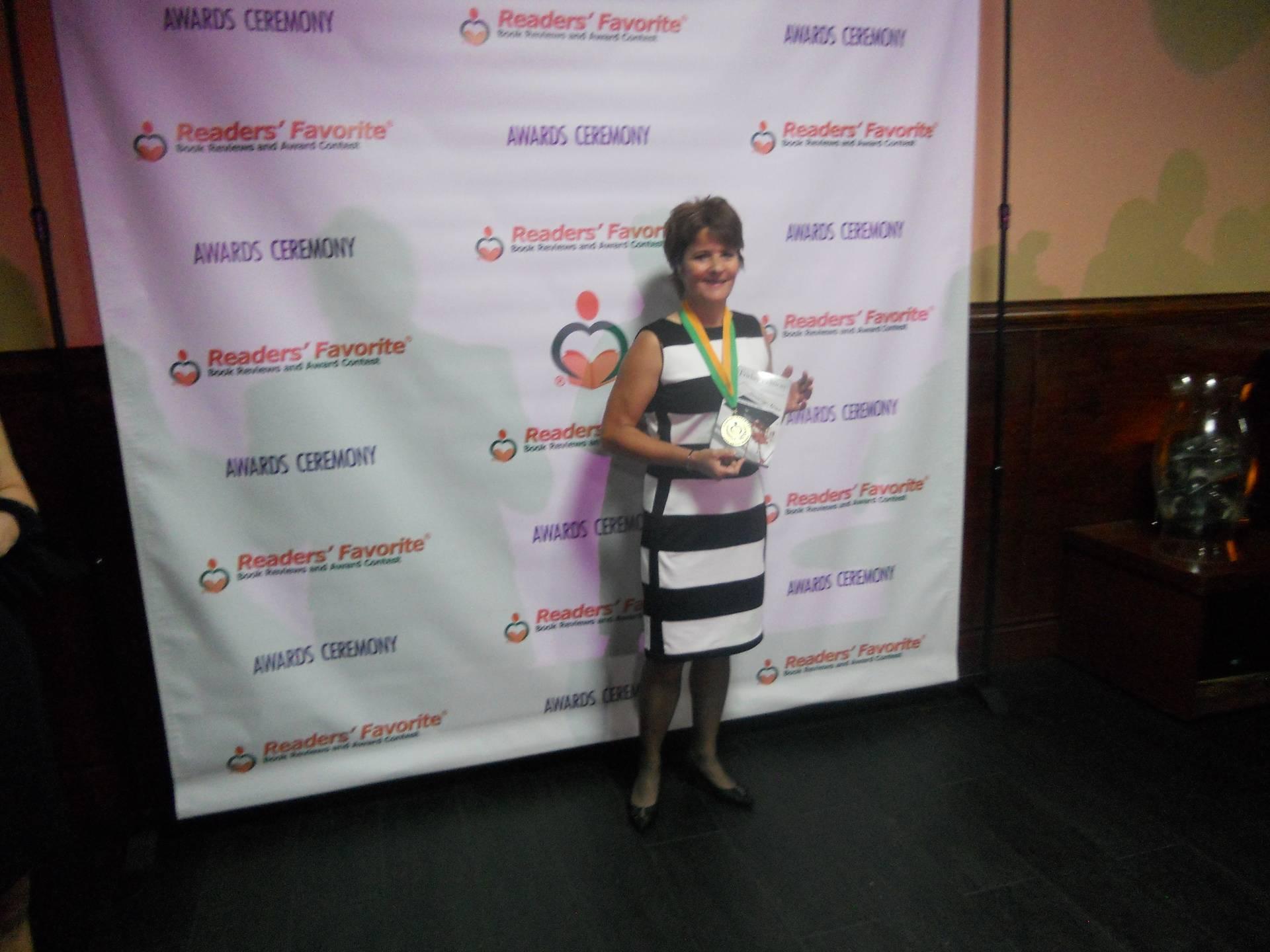 Award-Winning Author