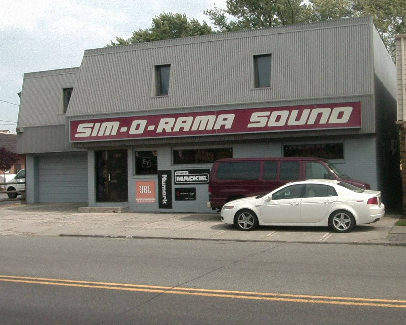 Sim-O-Rama Sound, 572 Union Blvd, Totowa, New Jersey, 07512, United States