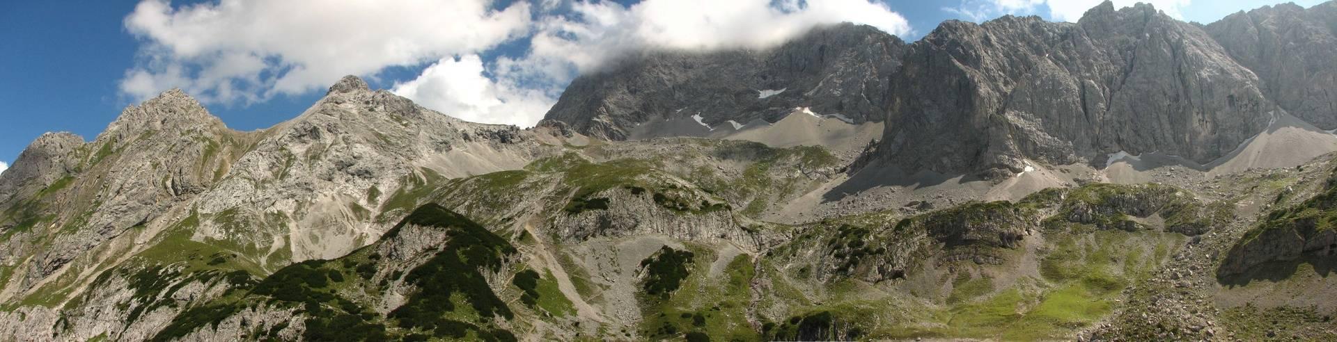 Above Drachensee