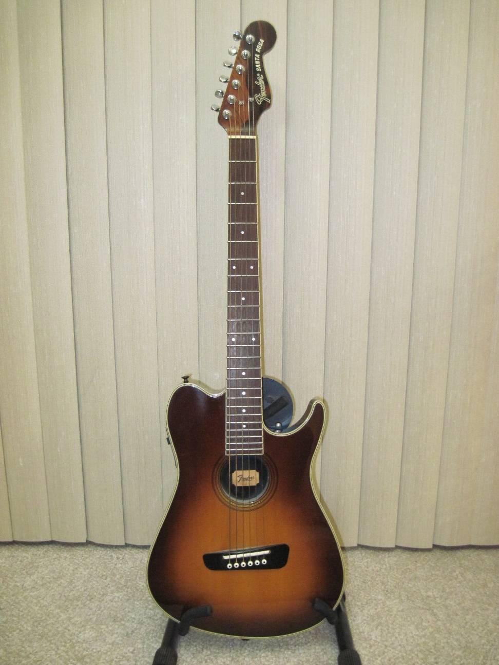 1989-90 Fender Santa Rosa Ac/El.