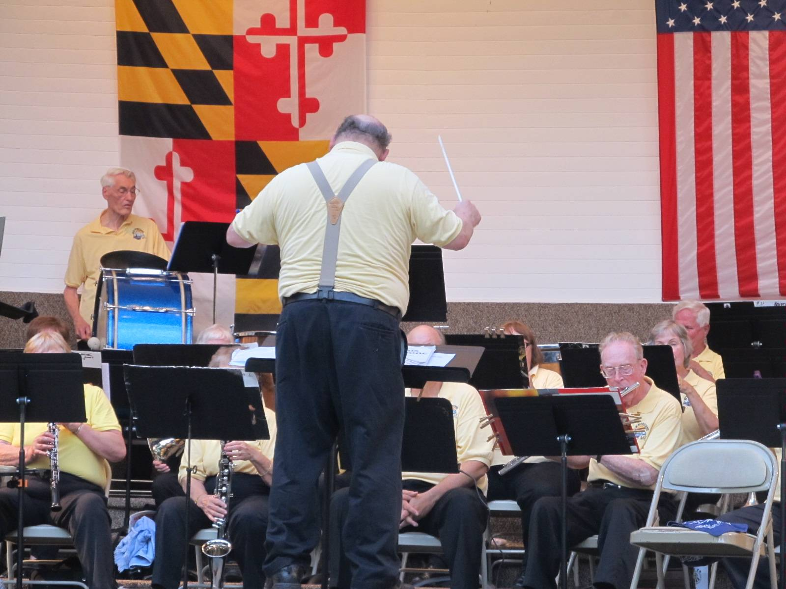 Dave McCandless Conducting