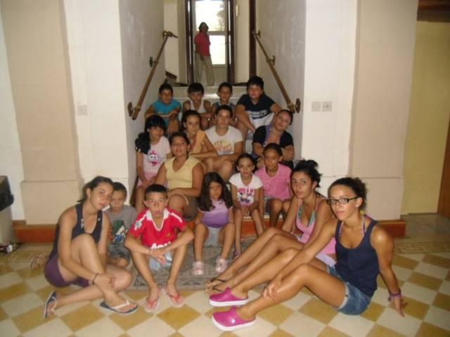 Group at Manresa