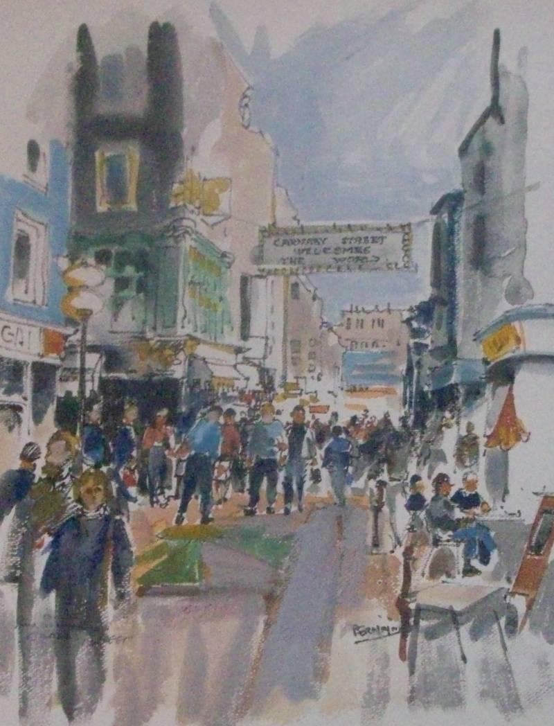 Londres Carnaby Street