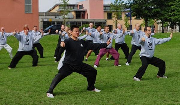 Laojia Yi Lu Dublin Camp 2012