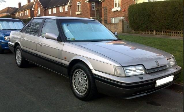 1990 Rover Sterling
