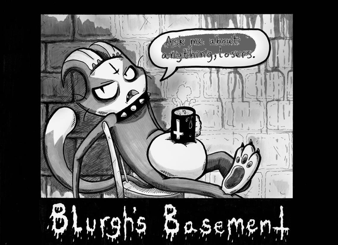 Blurgh's Basement