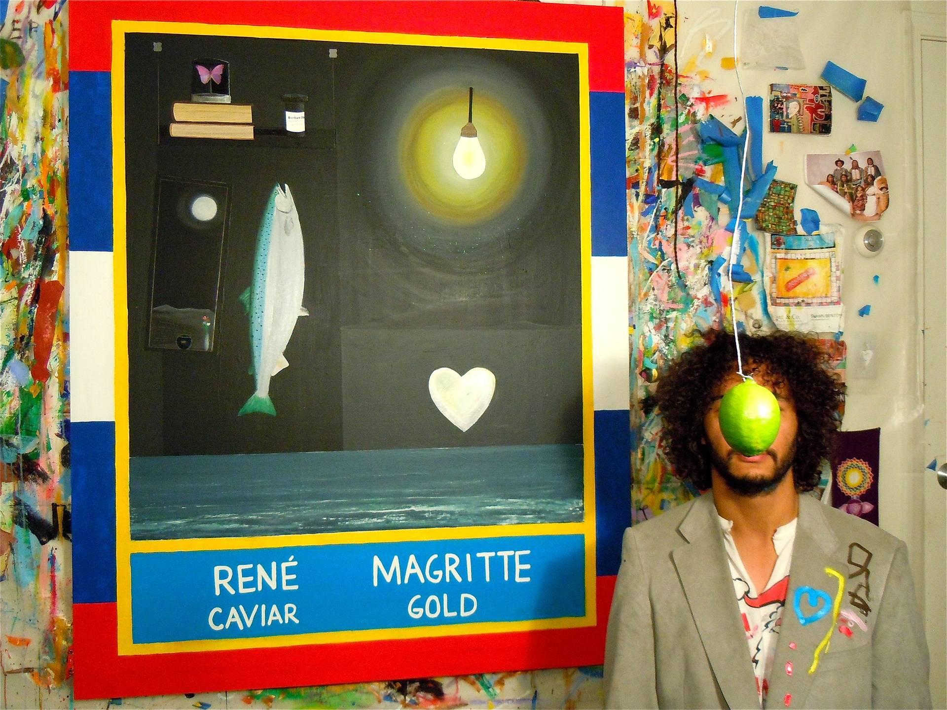 """""""Rene Apple"""""""