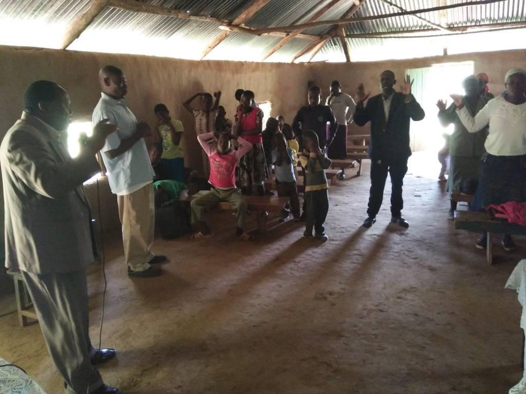 Feast of tabernacles in Kenya 2018