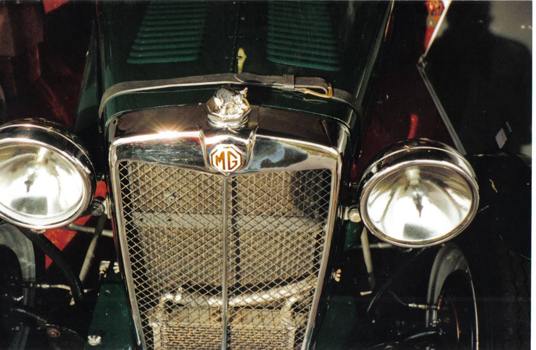 1939 MG TB