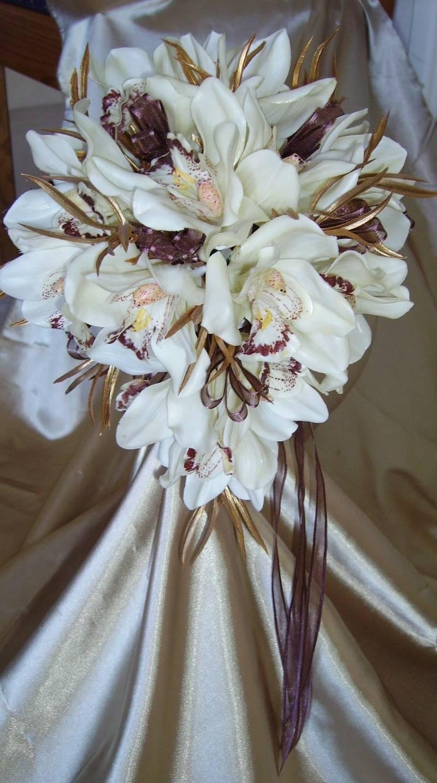 Teardrop Bouquet  #B45