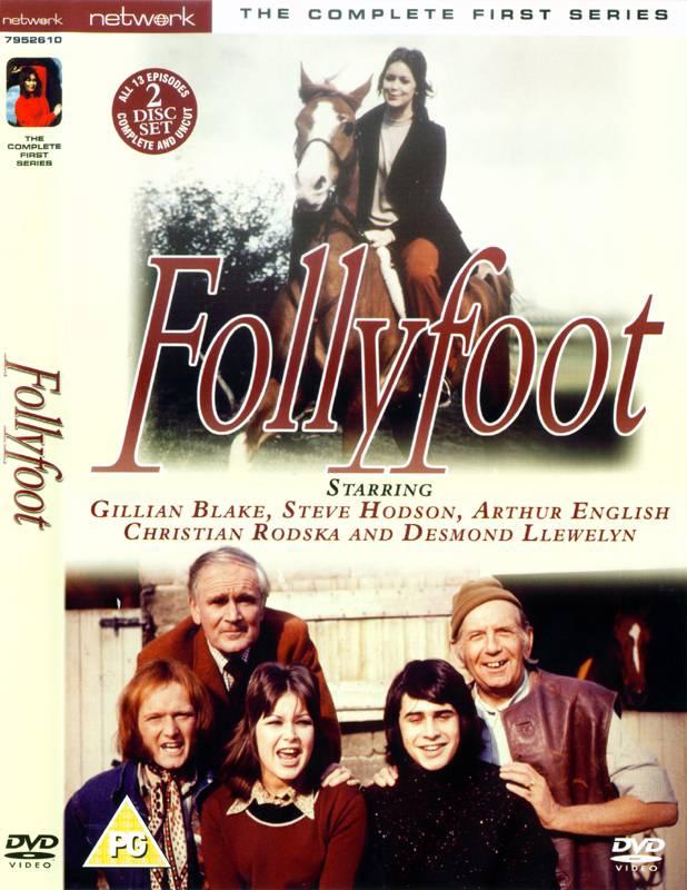 Follyfoot - Complete First Series DVD Set (UK reg. 2 release)