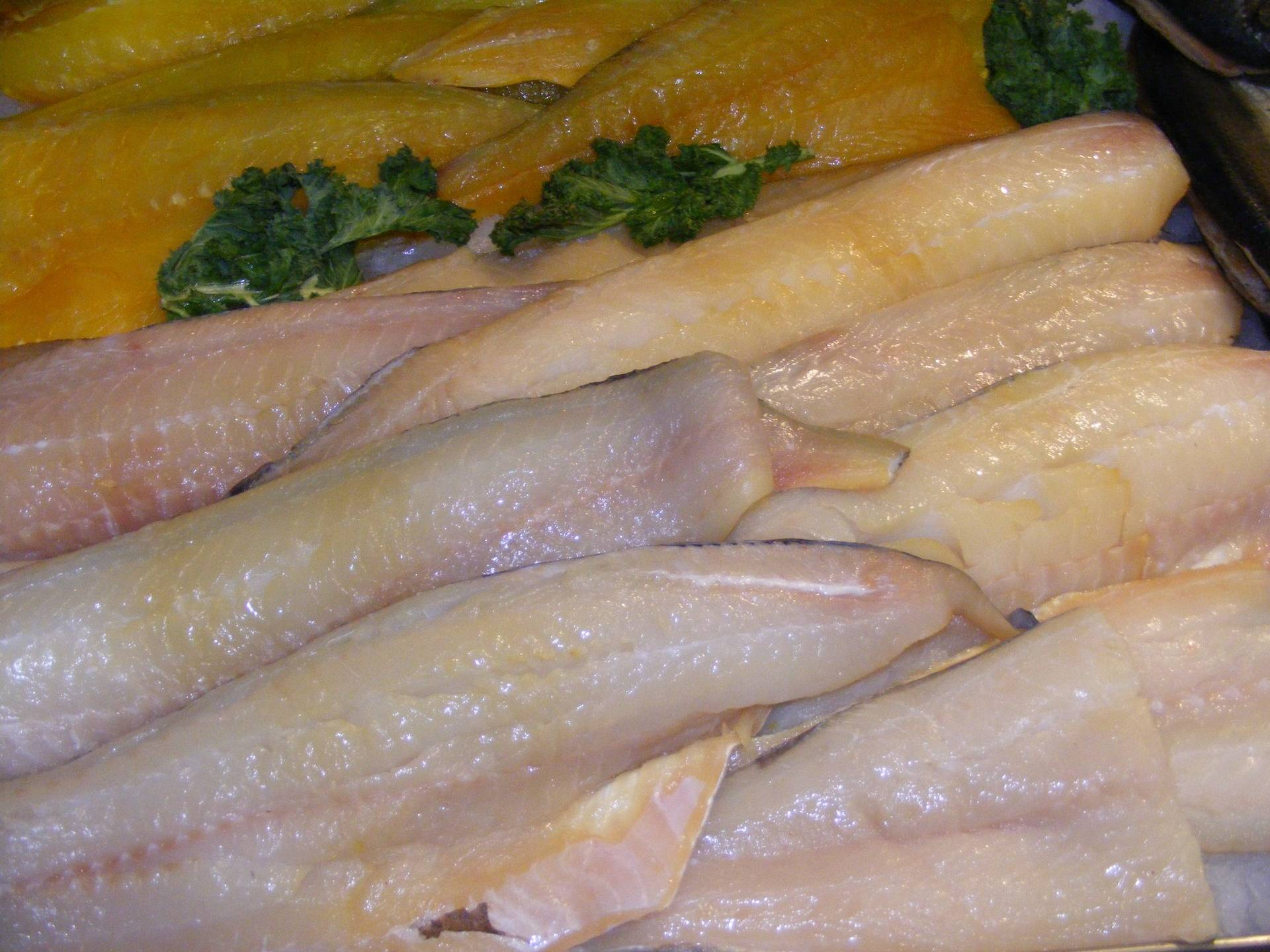 smoked haddock fillets