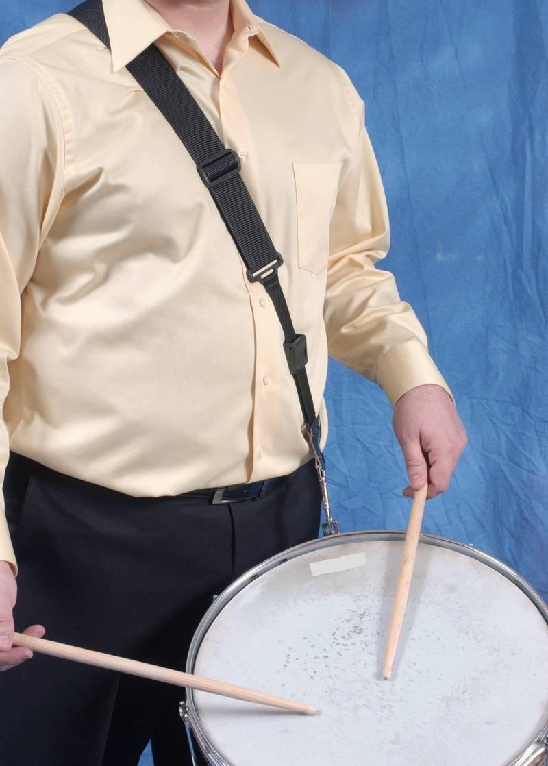 Gemini Marching Drum Strap