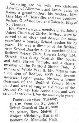 Pittman, Palmer - Part 1 - 1976