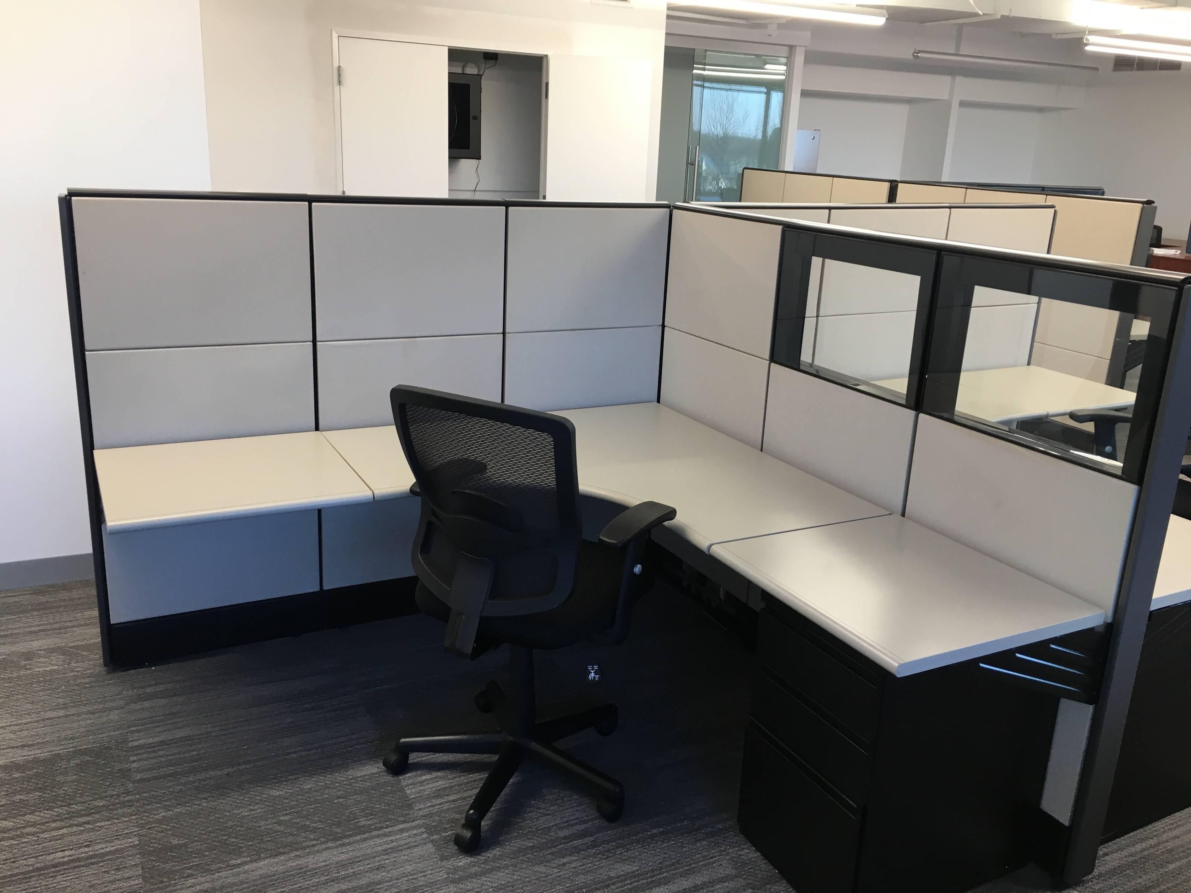 GSA office cubicle installation service in Washington DC MD VA