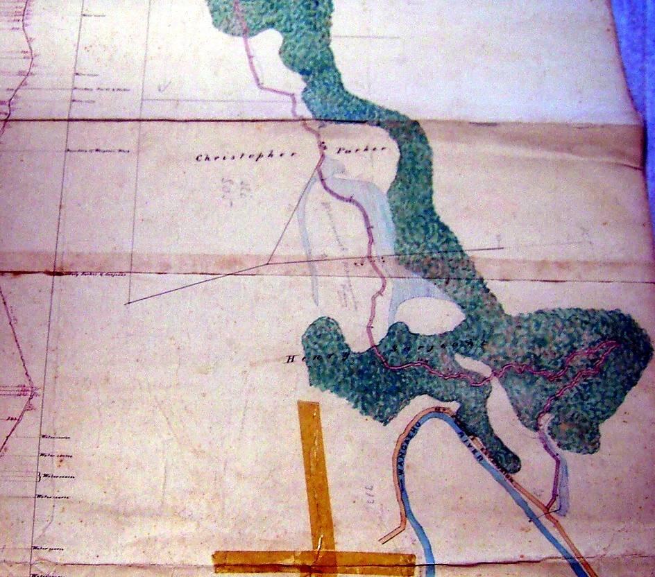 WDC map 1870s