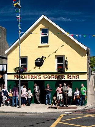 Mulherns Corner Bar