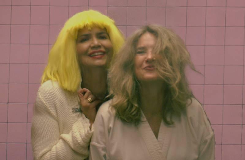 CD and me as Ninja and Nicole Smith