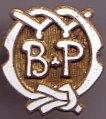 1932 - 1968 Cadet Captain Warrant Badge