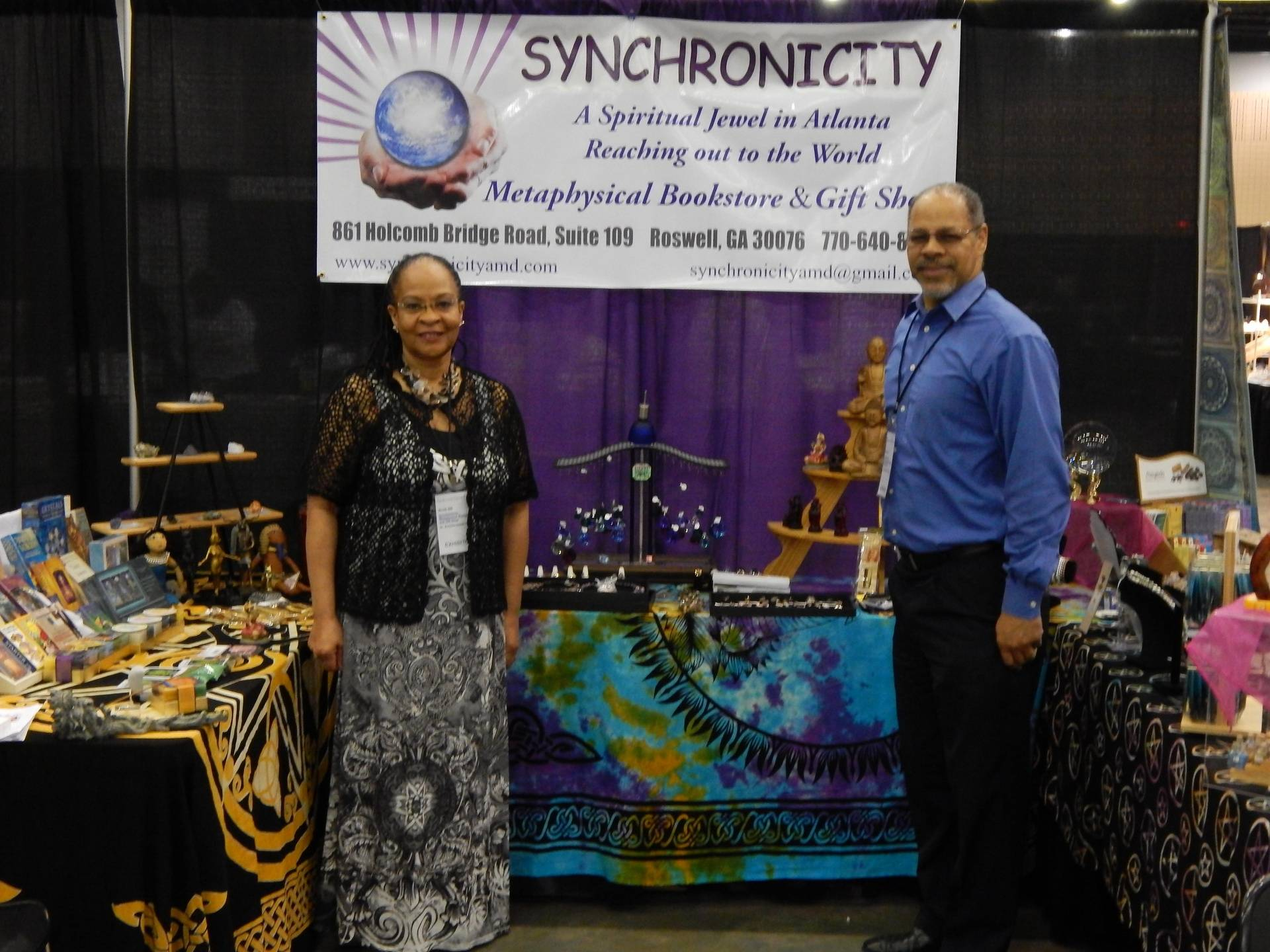 Awakening Spirit Expo Event 2014