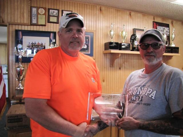 IBEW Handicap 24-27 Yrd Champion