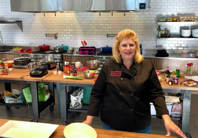 Chef Susan Cooking Class