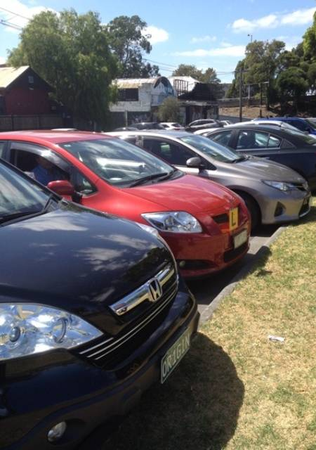 Driving School Footscray - Toyota Corolla Hatch - Manual Transmission