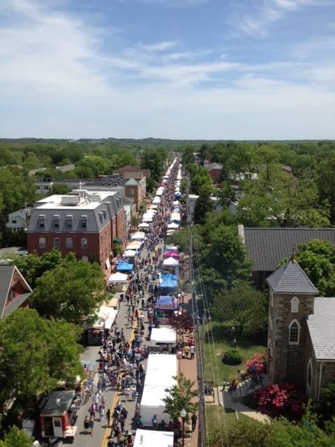 Laurel's Main Street Festival 2013