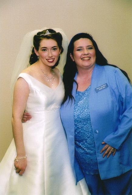 Perfect Touch Bride Mrs. Filena Cox