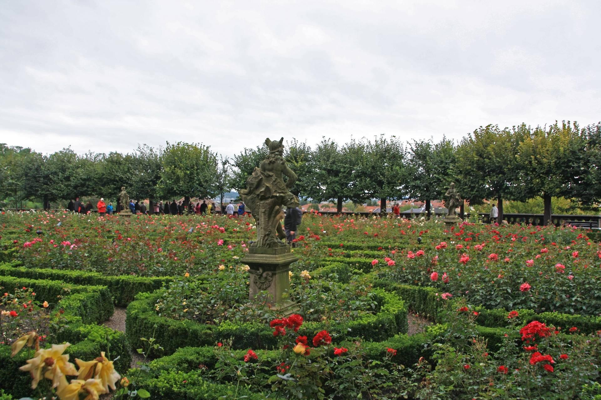 Gardens in Bamburg