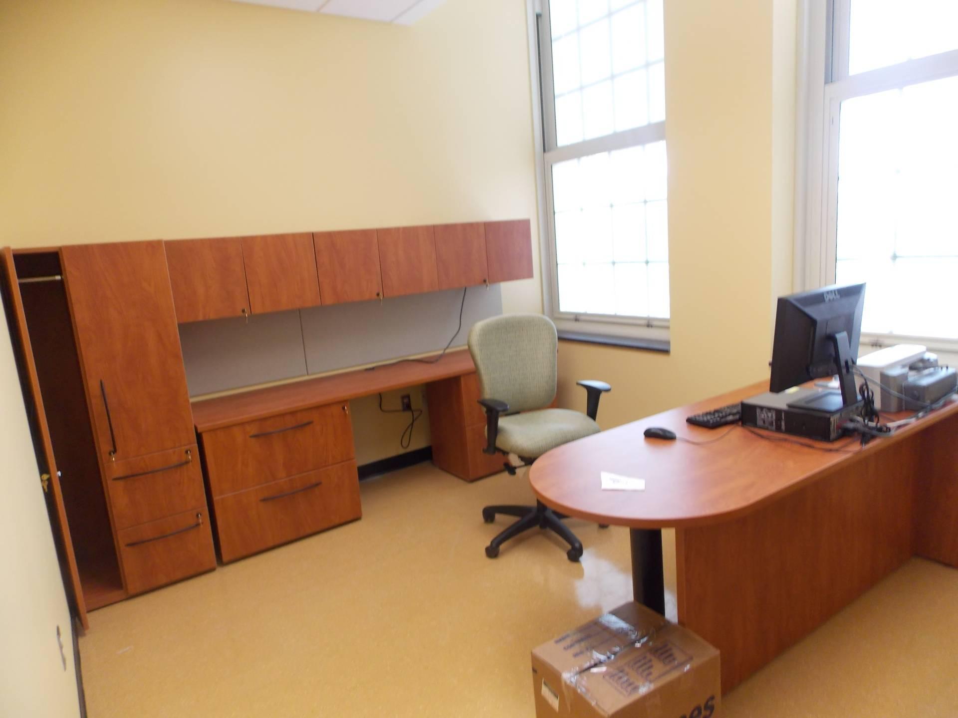 School office Install