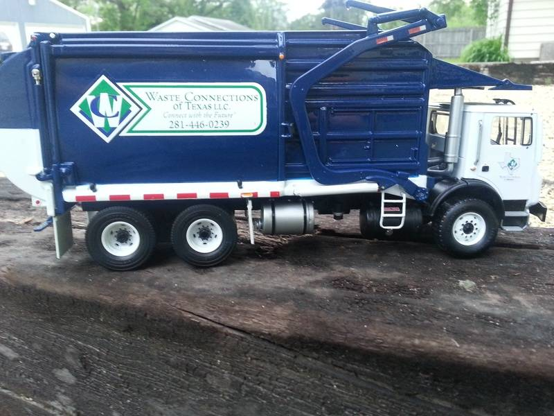 waste connections tx