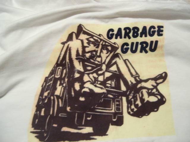 garbage guru shirts