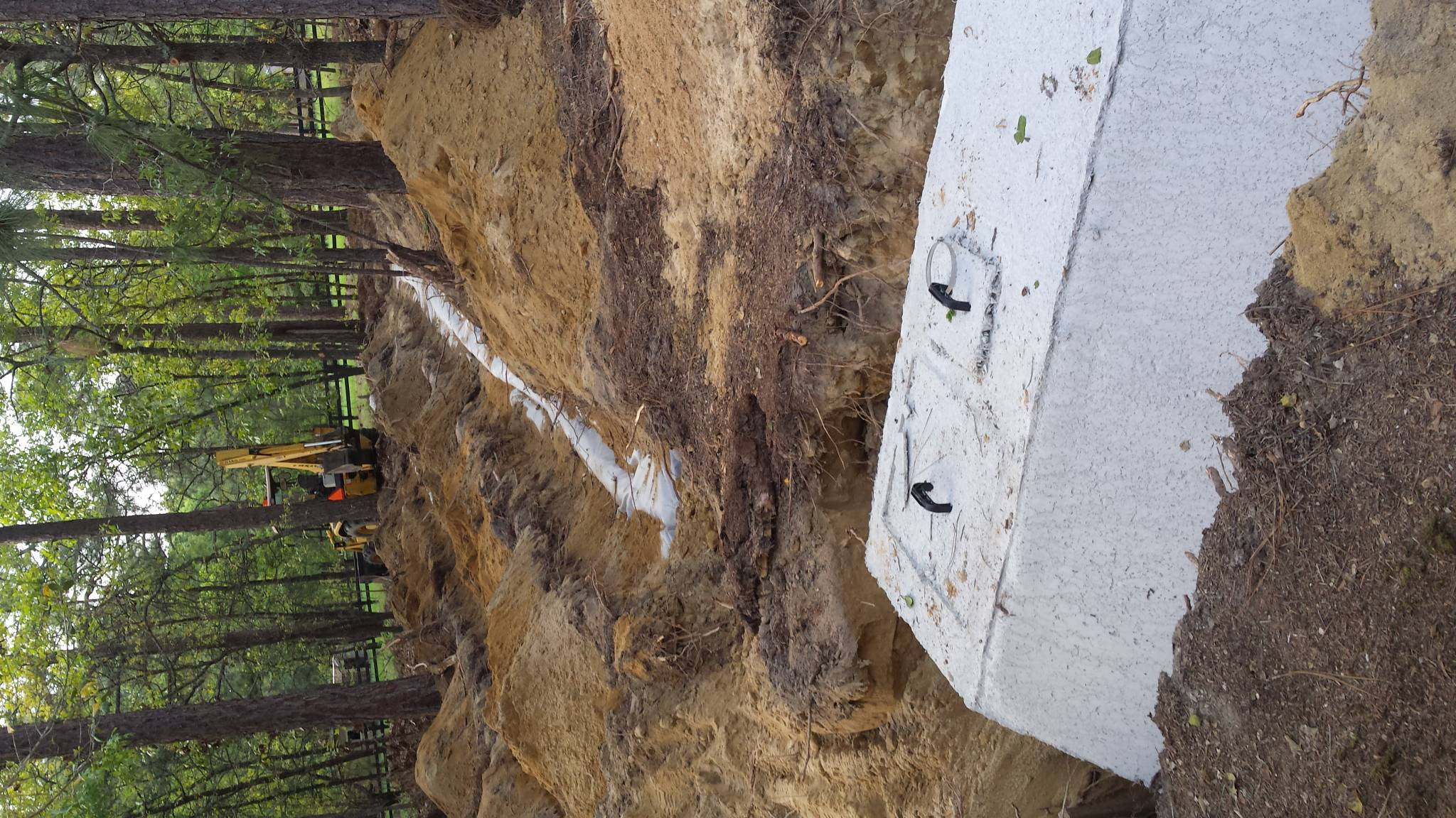 septic replacement